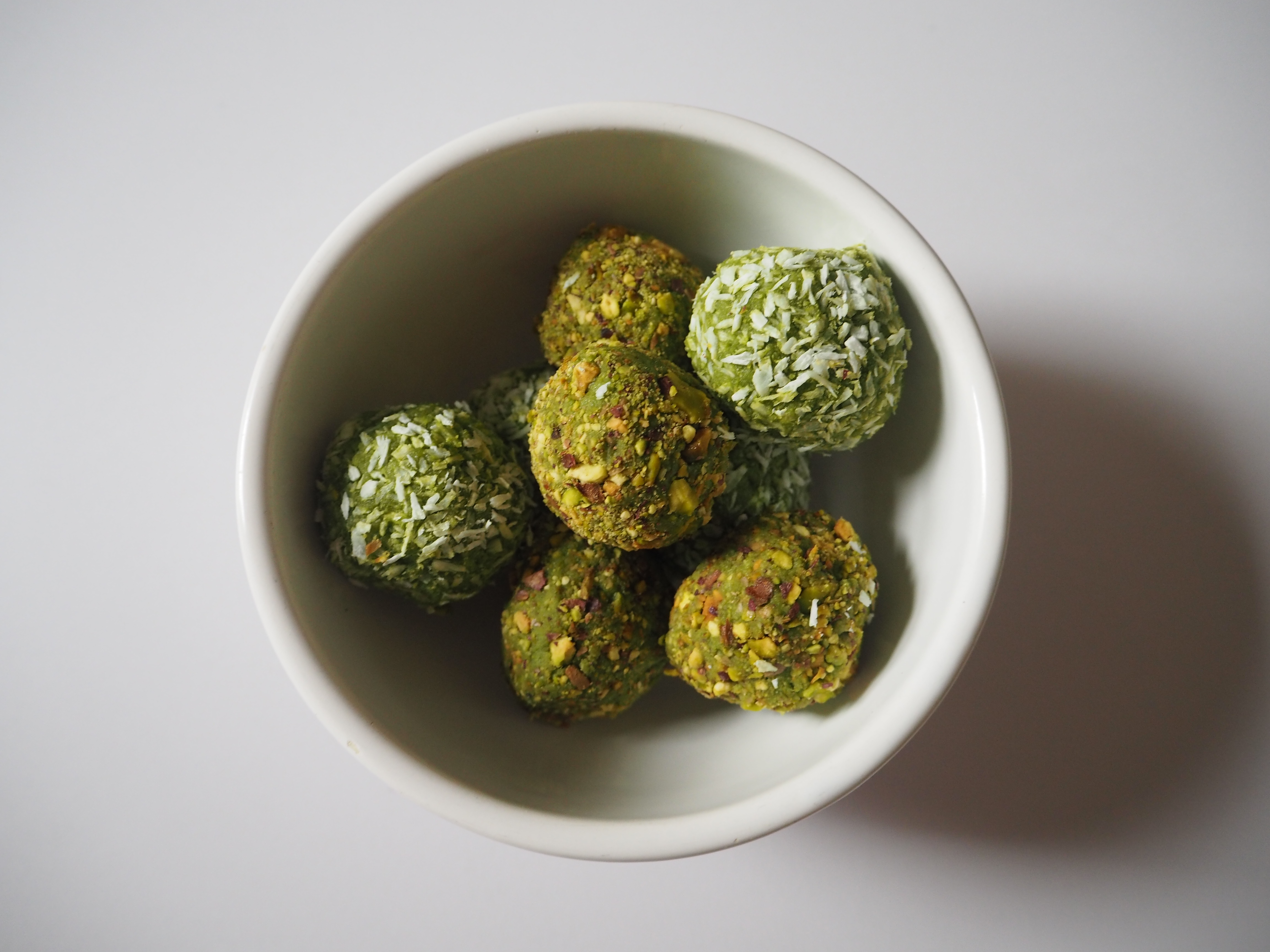 Matcha Protein Balls The Food Medic Energy Ball Cup Oat